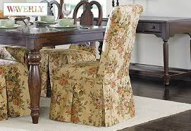 sure fit parsons chair slipcovers parson chairs with skirts home design ideas