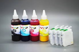 pigment ink refill kits for epson xp 200 xp 300 xp 400 wf 2520 wf