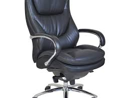 chairs winning office chair from beige leather stock photo