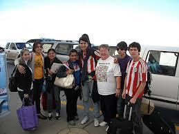 Kansas group travel images Paraguayan youth ambassadors kansas paraguay partners jpg