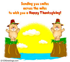sending you smiles on thanksgiving free happy thanksgiving ecards