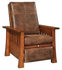 living room arts u0026 crafts mission style chairs ebay