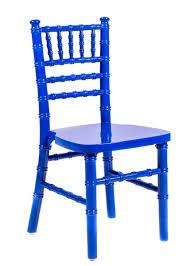 chivari chairs blue wood children s chiavari chair the chiavari chair company