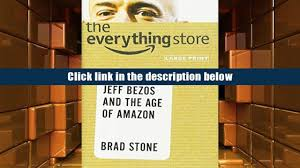 pdf the everything store jeff bezos and the age of amazon