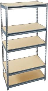 Home Depot Heavy Duty Shelving by Diy Make Your Garage Organization Easier With Shelving Units
