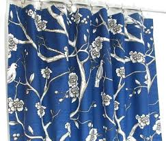 Blue Floral Curtains Navy Blue Chevron Window Curtains Navy And Gray Curtains Navy Blue