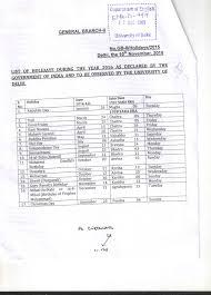 department of of delhi
