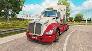 kenworth t680 parts list kenworth t680 v1 1 for euro truck simulator 2