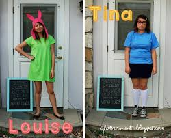 Halloween Ideas Without Costumes Glitter Mint Costume Idea Tina And Louise Must Try Pinterest