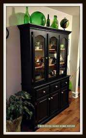 miss mustard seed milk paint china cabinet makeover china