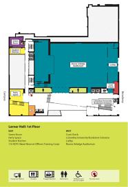 Columbia University Campus Map The Venue