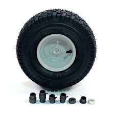 arnold 15 in universal front rider wheel for lawn tractors 490