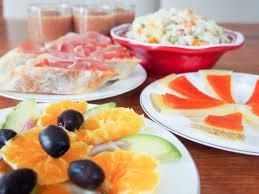 Summer Lunch Menus For Entertaining Simple Summer Spanish Tapas Caroline U0027s Cooking