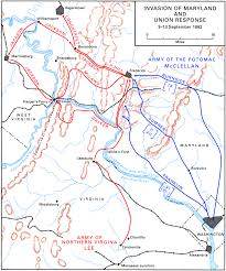 Map Of United States During Civil War by American Civil War Campaign Area And Battle Maps