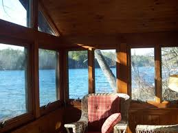 Squam Lake Waterfront Property Waterfront by Lake Front Cabin On Golden Pond Squam Lake Vrbo
