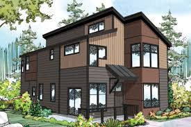 Free Modern House Plans by Contemporary House Plans Home Design Ideas