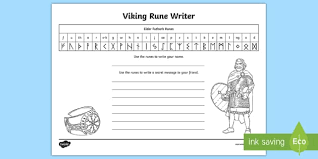 viking writing template ks2 vikings timelines primary resources vikings page 1
