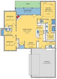 floor master bedroom house plans plan 83853jw small house with family room smallest house
