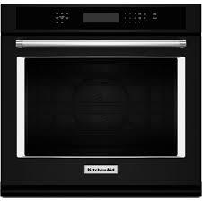 black friday convection oven kitchenaid black wall oven kose500ebl