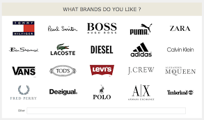 dress brands high end brands clothing list fashion brands list price list it