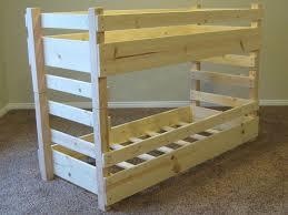 Diy Toddler Bunk Beds Diy Bunk Beds Toddler Bed Plans Fits Crib Tierra Este 59183