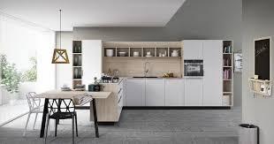 cuisine design en u cuisine bois et blanc cheap rsolid est le seul corian agr pour le