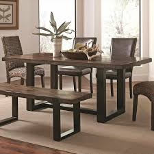 room tables design two tone dining table capricious furniture of