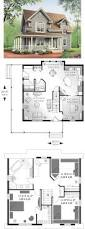 Small Victorian Home Plans Best 25 House Plans With Porches Ideas On Pinterest Retirement
