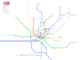 Berlin Metro Map by Hamburg Subway Map For Download Metro In Hamburg High