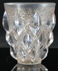 Lalique Vase With Birds René Lalique