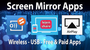airplay mirroring apk how to screen mirroring android apps cast screen airplay mac
