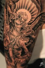 pics of st michael tattoos free update trend tatto style gratis