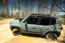 jeep renegade exterior 2015 jeep renegade trailhawk off road review