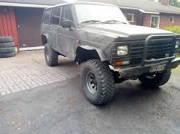 nissan patrol 4x4 1988 used vehicle nettiauto