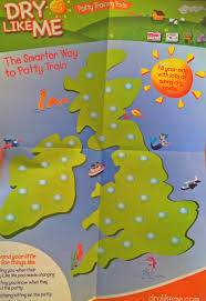A Map Of The World Book by Mummascribbles Review Dry Like Me Potty Training Pads And Book