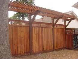 Backyard Fences Ideas by 24 Best Fence And Retaining Wall Ideas Images On Pinterest