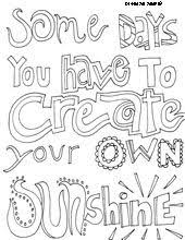 quote coloring sheets website