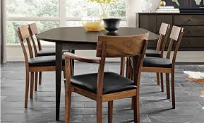 Measuring Your Dining Space Dining Table Guide Buying Guides - Room and board dining tables