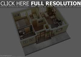 house design plans 3d 3 bedrooms 3 bedroom home design plans house 3d 13 bungalow floor s luxihome