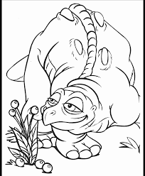 dinosaur land before time coloring page coloring home