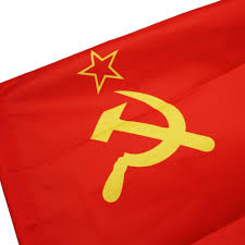 Red Flags Red Cccp Flag 90x150mm Union Of Soviet Socialist Republics 3x5