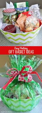 25 unique gift baskets ideas on