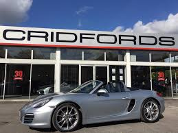 used 2014 porsche boxster 981 12 16 24v for sale in surrey