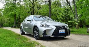 lexus is 350 interior 2017 2017 lexus is350 f sport rwd road test review performance
