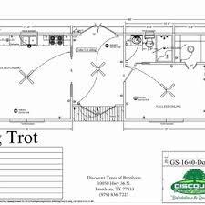 derksen building floor plans best of deluxe lofted barn 16x40 cabin cabin plans lofted floor plan the barn 12x24 12x32 16x40