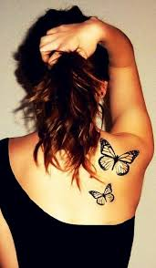 beautiful and fashionable butterfly designs for fashionistas