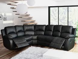 Black Leather Corner Sofa Large Grey Leather Corner Sofa Masimes
