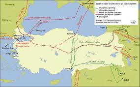 Bosphorus Strait Map Turkey Crisis How Will Oil And Gas Supplies Be Affected The