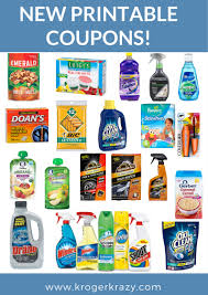 Halloween City Coupon Printable New Printable Coupons Windex Pledge Oxi Clean Covergirl