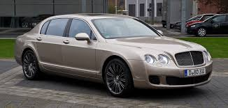 bentley flying spur 2007 bentley continental flying spur wikiwand
